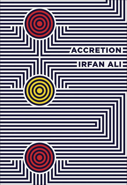 Ali Irfan Accretion Book Jacket