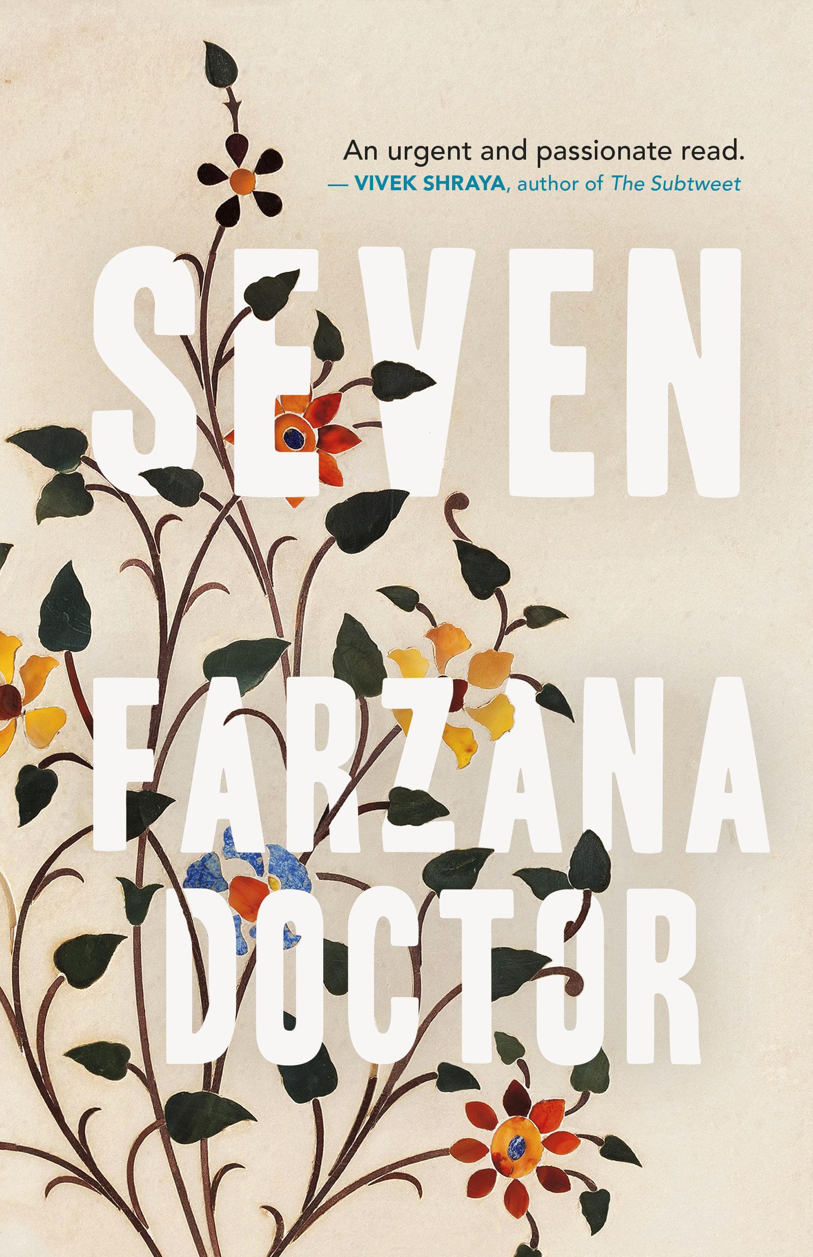 Doctor Farzana Seven Book Jacket