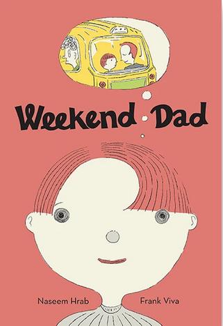 Hrab Nassem Weekend Dad BookCover
