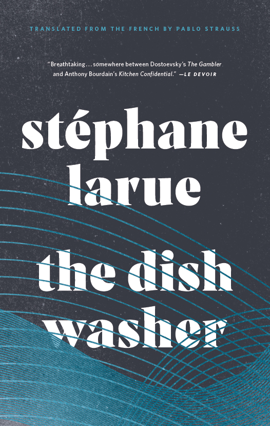 Larue Stephane The Dish Washer Book Cover