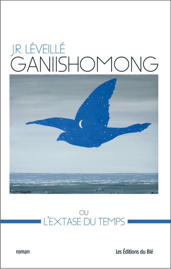 Leville JR Ganiishomong Book Cover