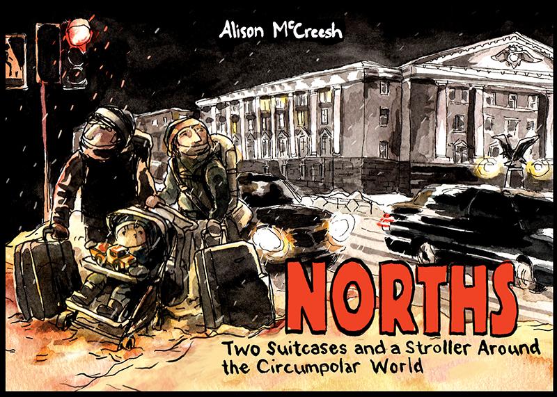 McCreesh Alison Norths BookCover