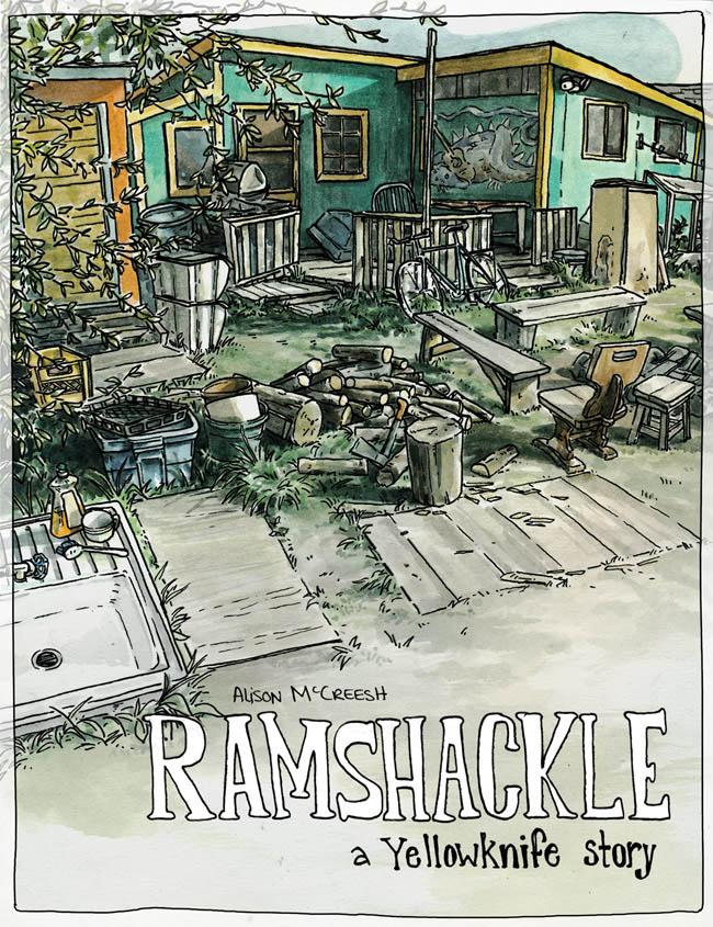 McCreesh Alison Ramshackle Bookcover