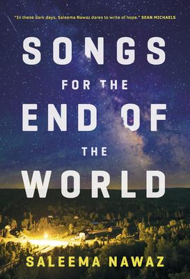 Nawaz Saleema Songs for the End of the World BookCover