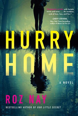 Nay Roz hurry home Book Cover