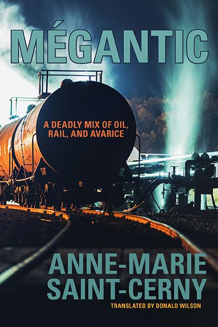 Saint Cerny Anne Marie Megantic Book Cover
