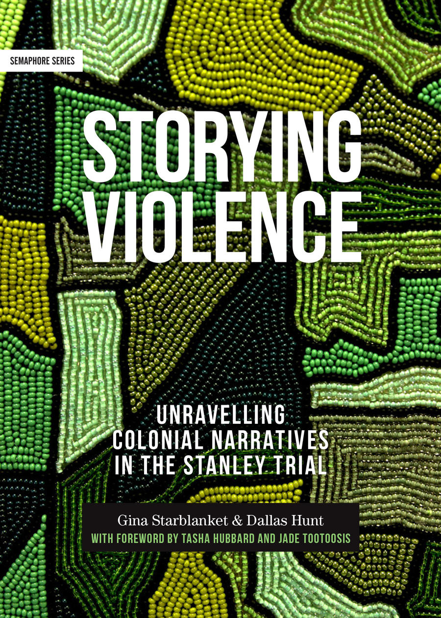 Starblanket Gina and Hunt Dalls Storying Violence Book Cover