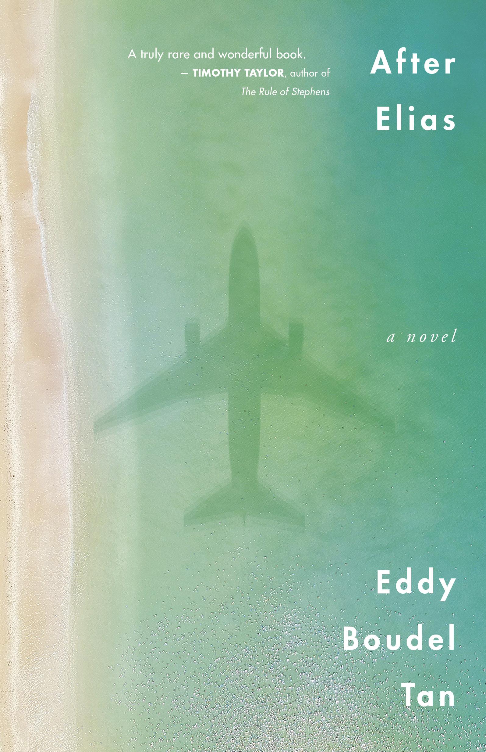Tan Eddy Boudel After Elias Book Jacket