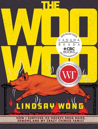 Wong Lindsay The Woo Woo BookCover